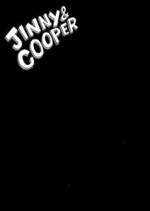 Colour Page - Jinny & Cooper